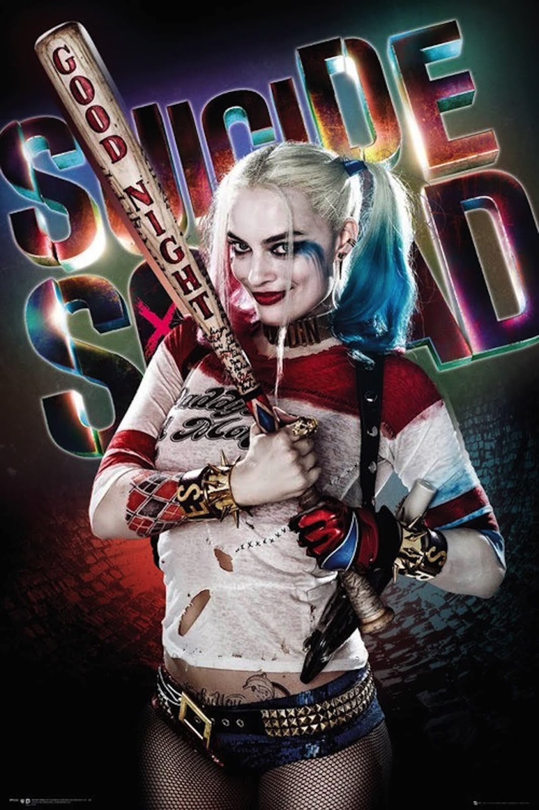harley quinn suicide squad - 680×1021